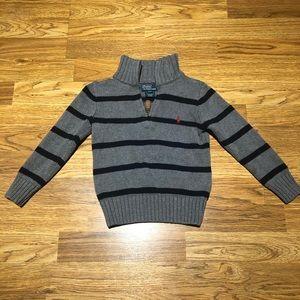 Polo Ralph Lauren Half-Zip Striped Pullover